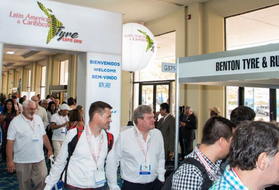 Successful Ninth Latin Tyre Expo Held in Panama