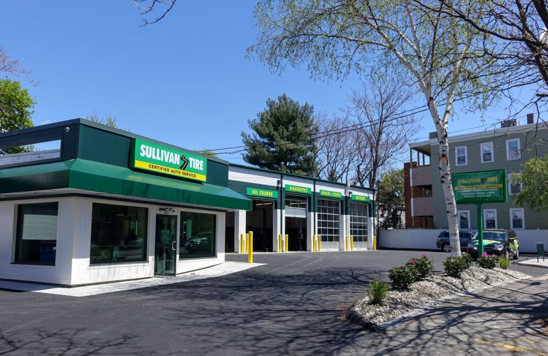 Sullivan Tire Buys Tire Dealer in Massachusetts