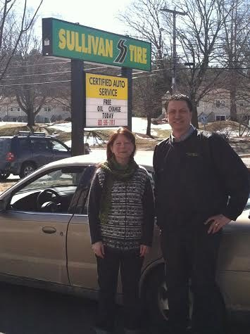 Sullivan Tire gives free oil changes on holiday