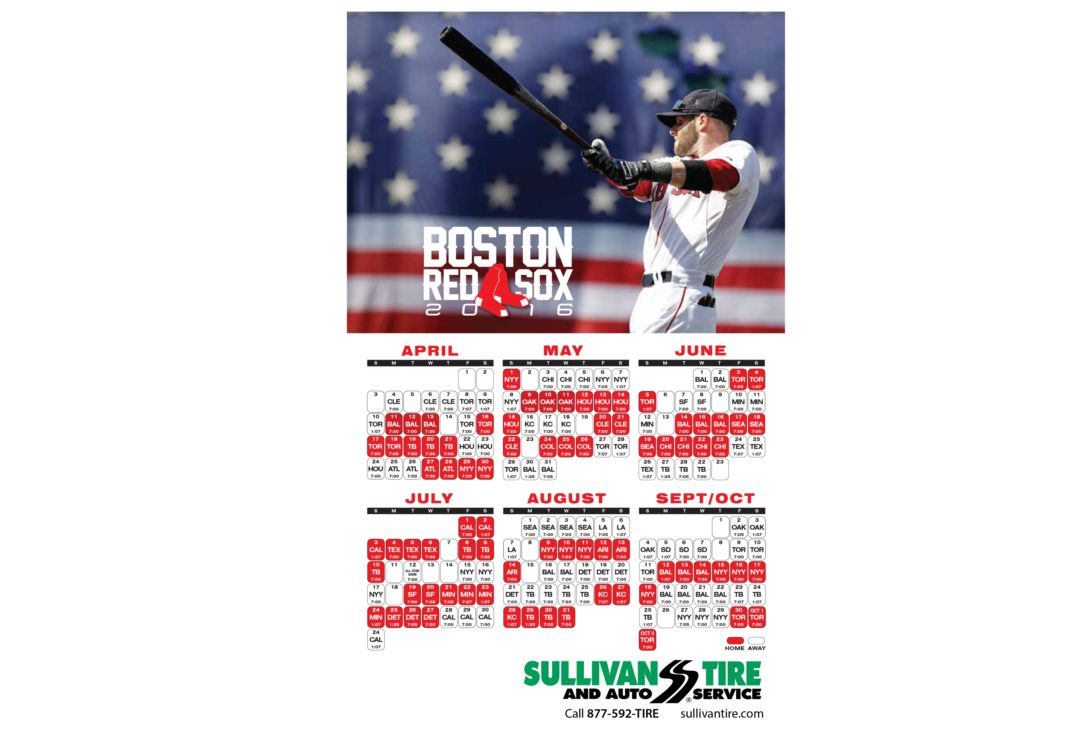 Sullivan Tire Is Ready for Baseball Season