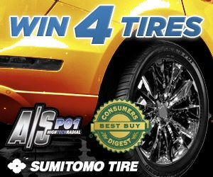 Sumitomo Facebook page features contest