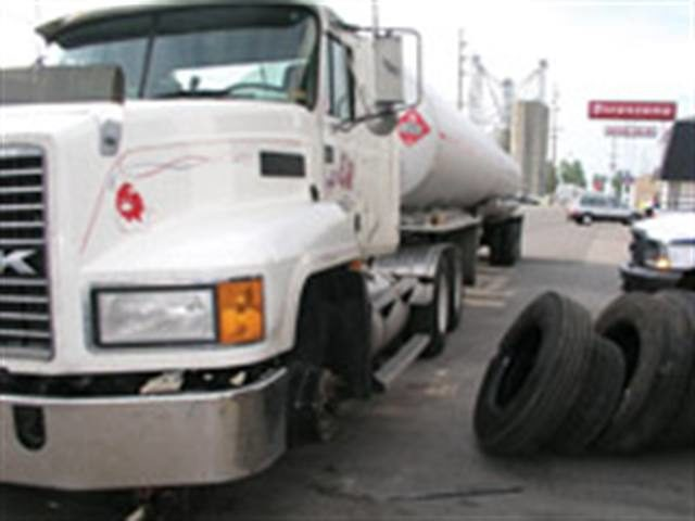 Supply chain secrets: With truck tire inventory, the best defense is a good offense