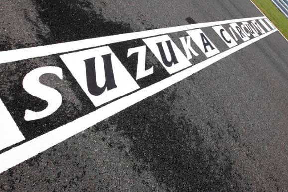 Suzuka from a tire point of view
