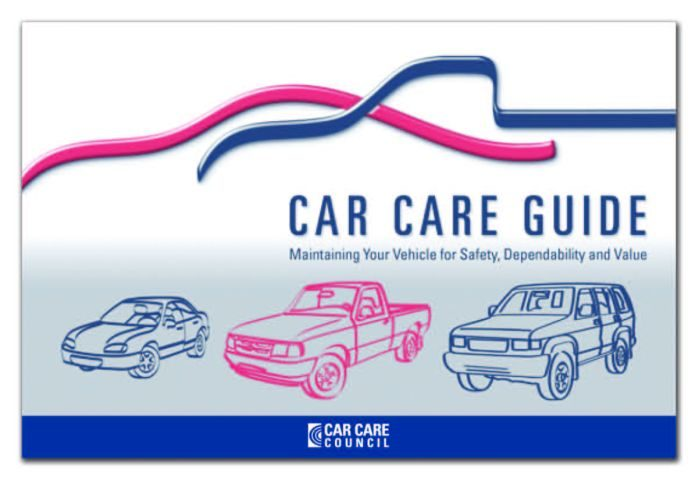 Take advantage of Car Care Month this April