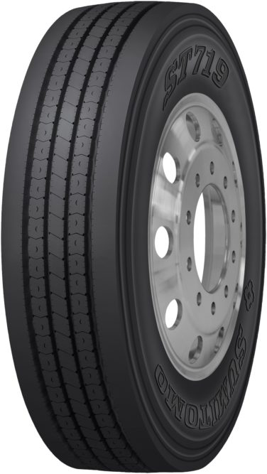 TBC Adds ST719 to Sumitomo Family of Commercial Tires