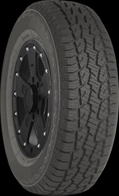 TBC Brands Has Two New All-Terrain Tires
