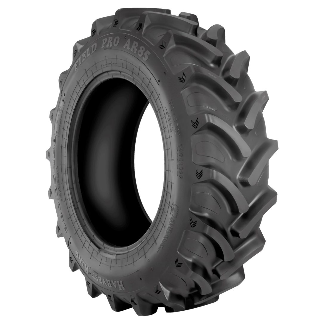 TBC Brands Unveils New Harvest King Field Pro Tractor Tire