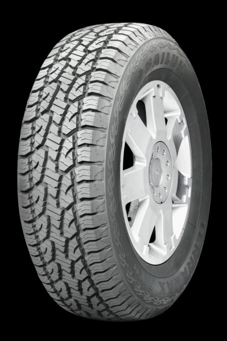 TBC Brands Unveils Two All-Terrain Tires