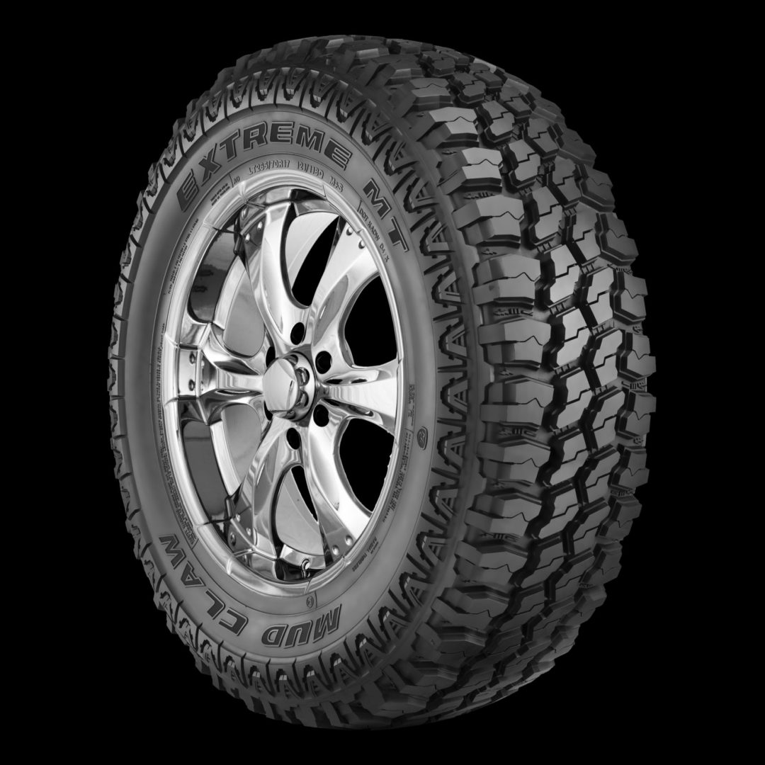 TBC Expands Mud Claw Extreme MT Line
