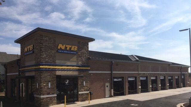 TBC Expands NTB Tire & Service Centers in Georgia