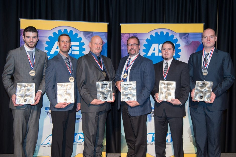 TBC Honors Its Technicians For Earning ASE's Top Honor
