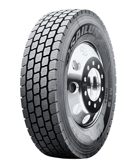 TBC Unveils Sailun S757 All Weather Drive Tire