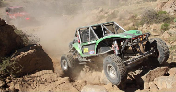 Team Falken expanded alliances in Ultra4 Racing pay off for entries