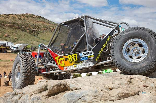 Team Falken garners two team trophies at the W.E. Rock Crawl in Rangely