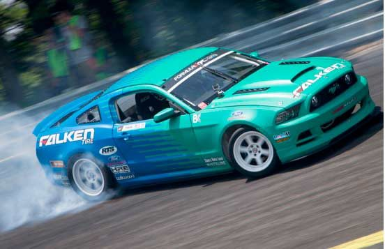 Team Falken's Justin Pawlak takes second at 'New Jersey Gauntlet'