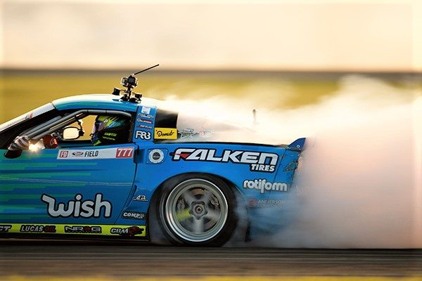 Team Falken's Matt Field Secures 2nd at Formula Drift in St. Louis
