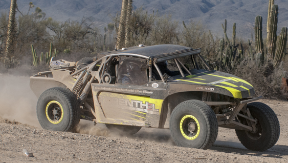 Team Falken Takes 1St In Class At Norra Mexican 1000 Rally
