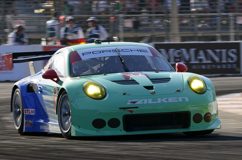 Team Falken takes lessons away from Long Beach