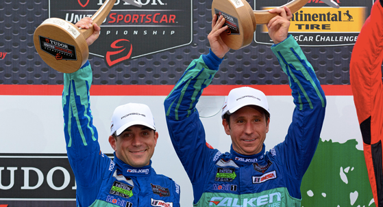 Team Falken takes second place in Tudor United Sportscar race at VIR