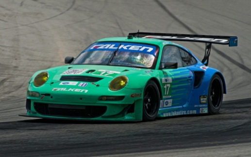Team Falken Tire places fourth in GT class at Mid-Ohio