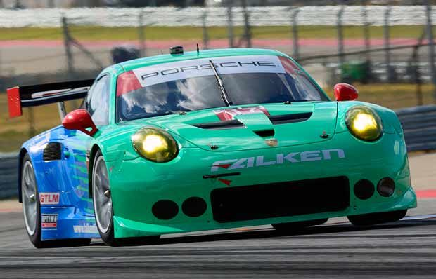 Team Falken to defend its back-2-back victories at Petit Le Mans