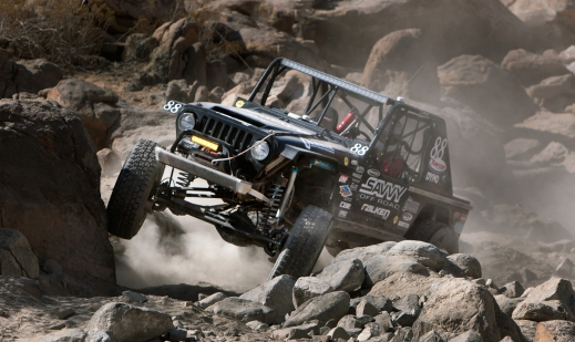 Team Falken wins at King Of The Hammers' Every Man Challenge