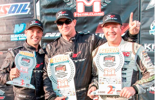 Team Nitto Tire sweeps Ultra4 Championship