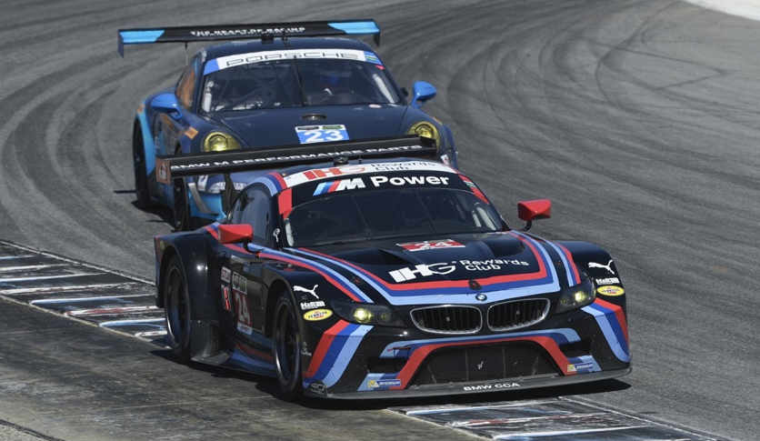 Teams use latest Michelin technology at Monterey Grand Prix