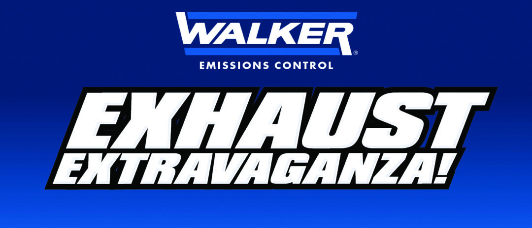 Tenneco offers rebate for Walker products