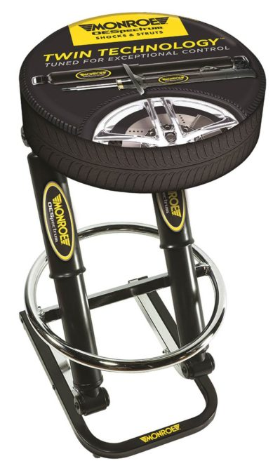 Tenneco's Monroe Counter Stool Is Available for Online Purchase