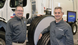 Terms of Endurance: Goodyear Makes a Statement With 6 New Tires