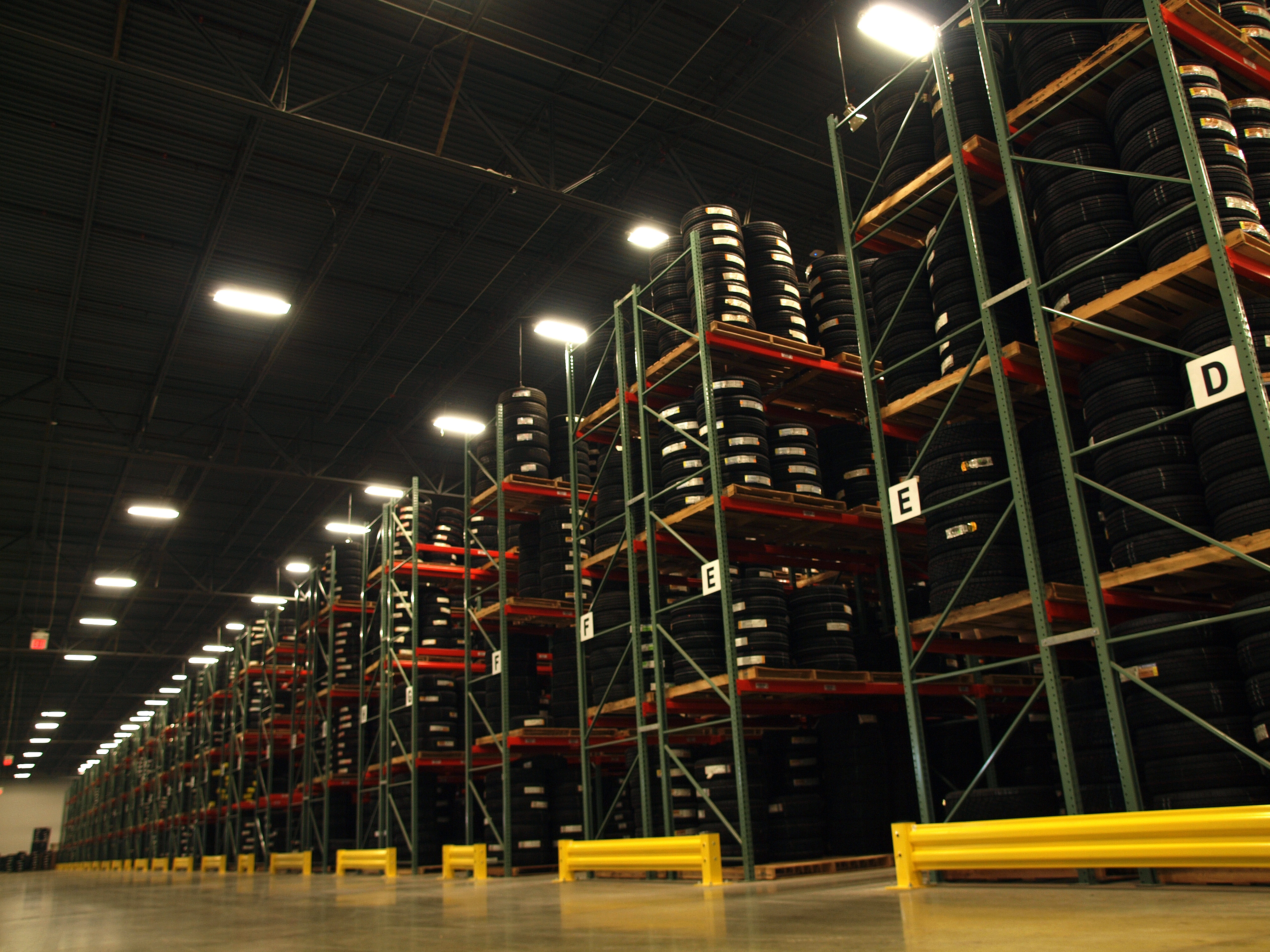 Terry's Tire Town opens new distribution center