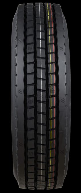 TGI Adds Super-Regional Products to Cosmo Truck Tire Line