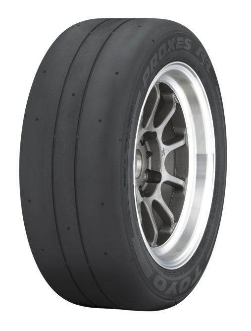 That's slick! Toyo has a new roadrace tire