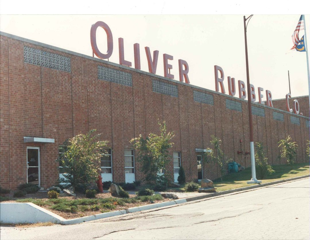 The Big 5-0: Oliver Rubber Celebrates a Golden Milestone