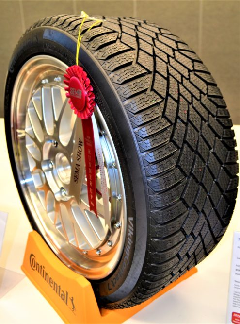 The Evolution of Winter Tires