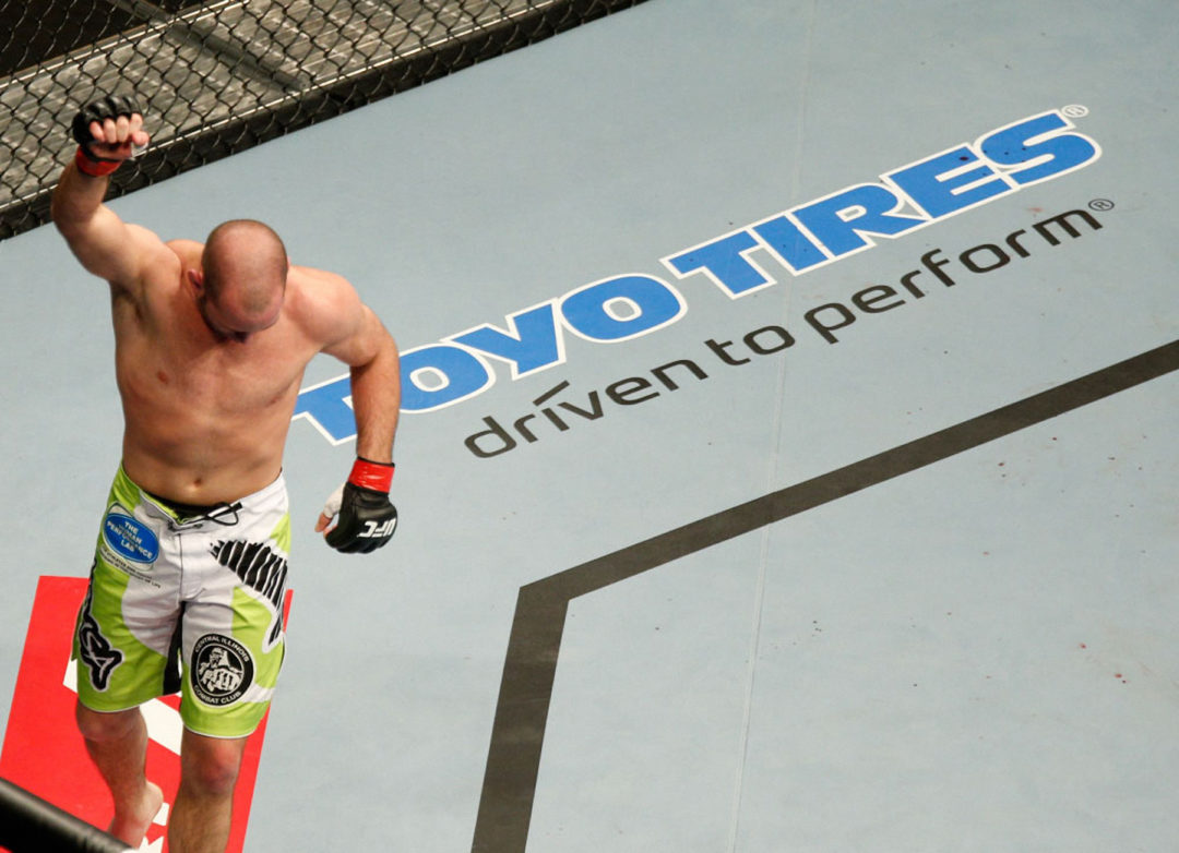 The fight is on: Toyo renews UFC sponsorship