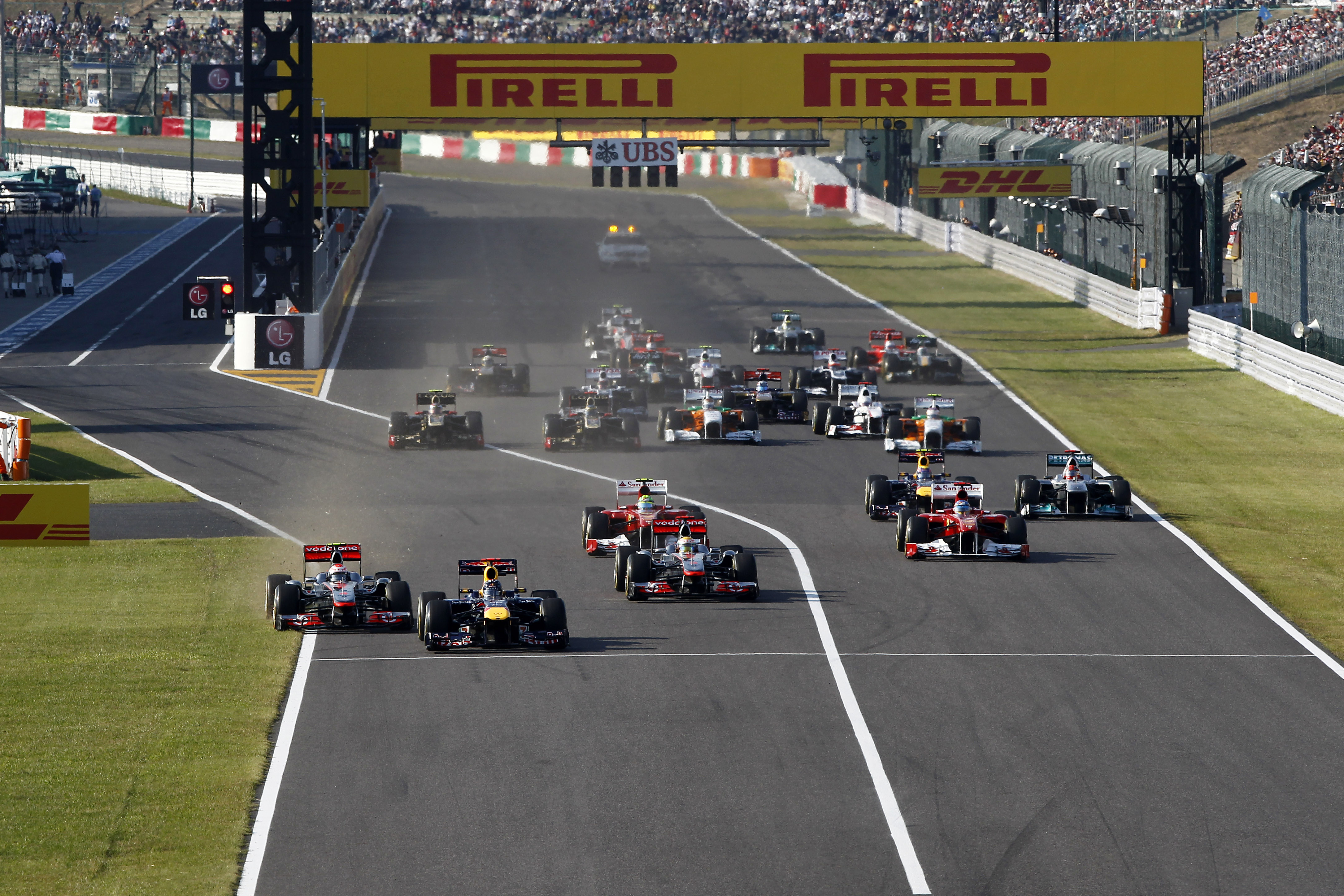 The Japanese Grand Prix from a tyre point of view