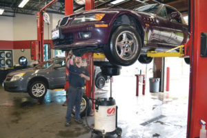 There Are Only Two Problems You Can Have in a Tire Store