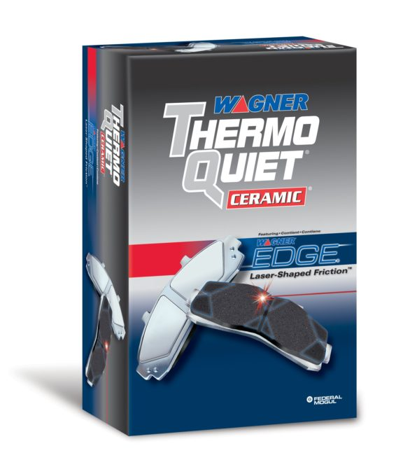 ThermoQuiet brake pad coverage expanded