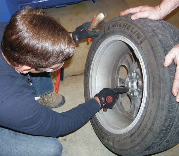 Three Problematic Wheel Fits