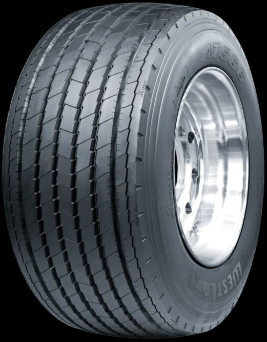 Three ZC Rubber Tires Gain SmartWay Approval