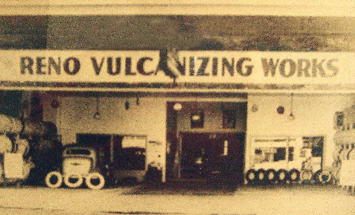 Through the ages with Reno Vulcanizing Works