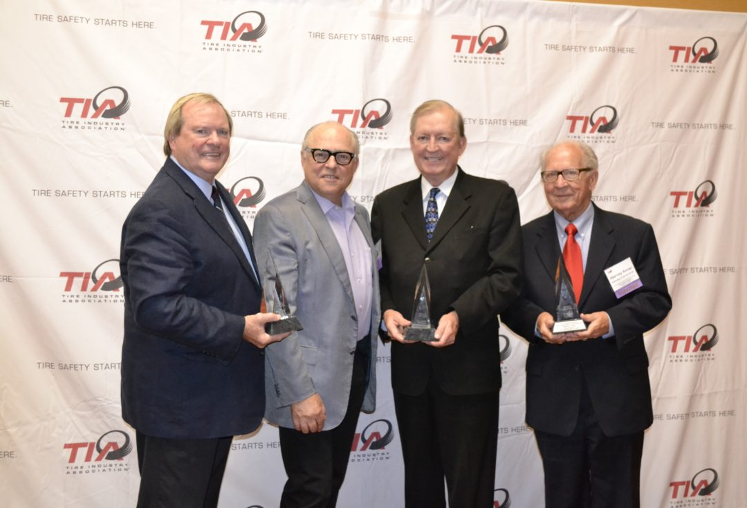 TIA Celebrates Four Newest Hall of Fame Inductees