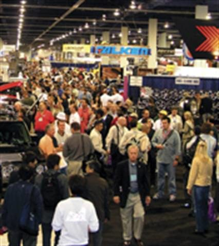 TIA finds itself 'in good standing:' As host of the last(!) International Tire Expo, tire association adds partners, board members, oh, and two hall of famers