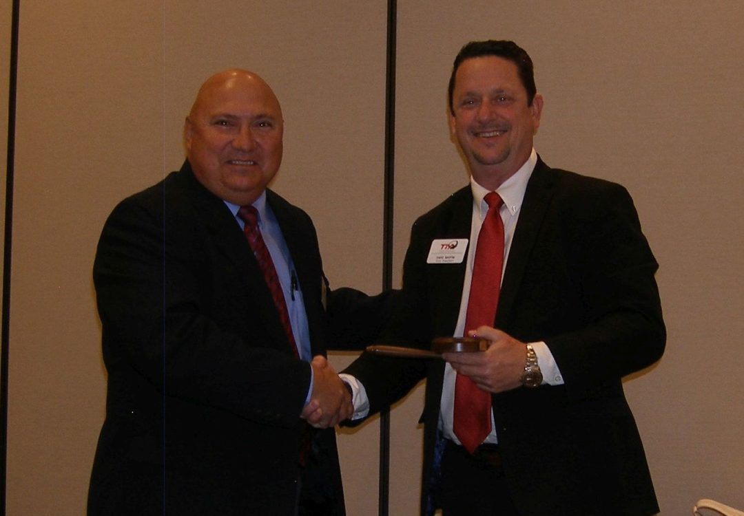 TIA Inducts David Martin as President and Urges Responsible Overtime Pay Reform