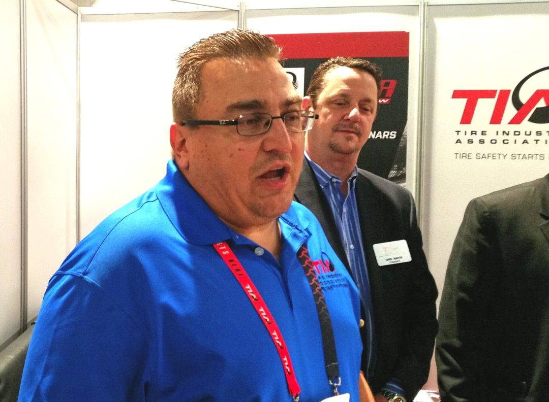TIA Outlines Plans for More Training at the Global Tire Expo