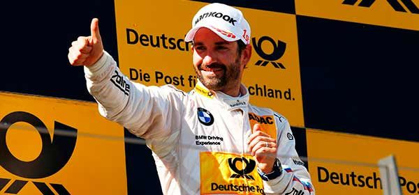 Timo Glock Claims His Third DTM Win In Spielberg