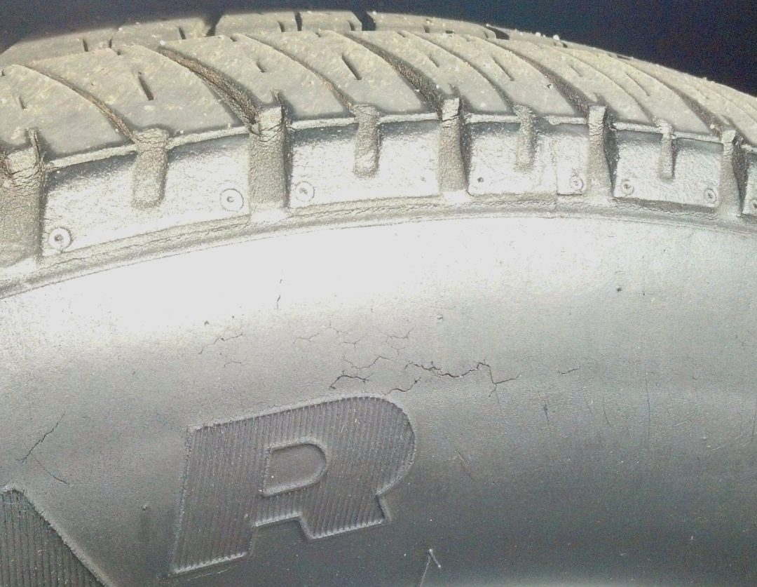 Tire aging: Are 12-year-old tires too old?
