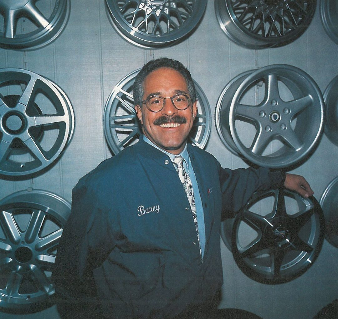 Tire Dealer of the Year Does Service With a Style